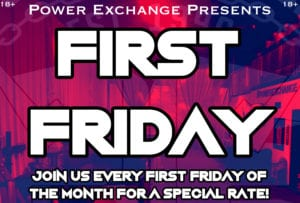First Friday @ Power Exchange | San Francisco | California | United States