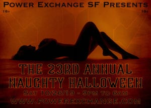 23rd Annual Naughty Halloween @ Power Exchange | San Francisco | California | United States